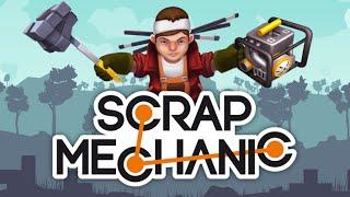 בואו נשחק - Scrap Mechanic