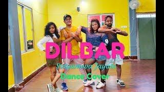 DILBAR | Dance Choreography | Styameva Jayate | Nora Fatehi Neha Kakkar | TDF | Dance ADDYCTION