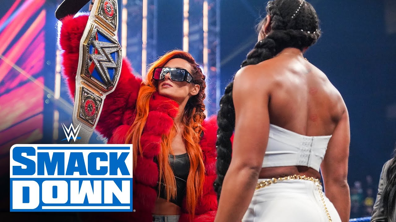 """Becky Lynch Responds To WWE Fans That Think She's The """"Bad Guy"""""""