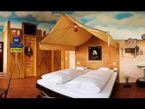 Beau DIY Horse Themed Bedroom Design Decorating Ideas   YouTube