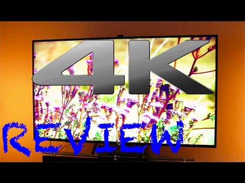 SONY 70″ XBR70X850B 4K 3D TV REVIEW
