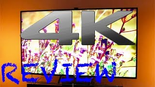 "SONY 70"" XBR70X850B 4K 3D TV REVIEW"