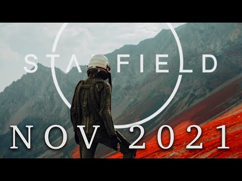 Starfield RELEASE DATE REVEALED By Pete Hines