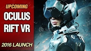 Upcoming VR Launch Games On Oculus Rift