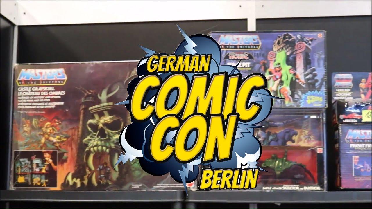 German Comic Con Berlin