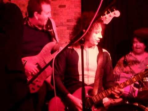 Sensational Alex Harvey Tribute Band  Faith Healer   Crook Town F C  27 Dec 2010