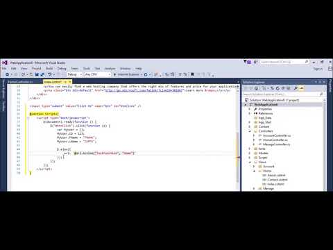 MVC - Json -  How to pass Object class from View To Controller using Json JavaScript