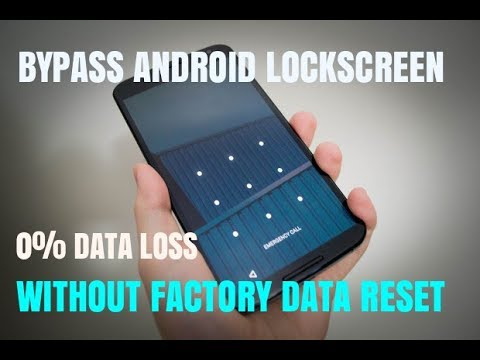 bypass pattern lock android without usb debugging
