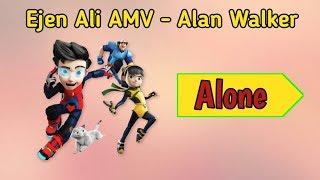 Ejen Ali - [AMV] - Alone