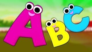Песня abc | Образовательная детская песня | Детская песня | Songs For Toddler | The ABC Song