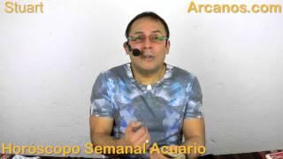 ACUARIO DICIEMBRE 2015 - Horoscopo Acuario del 29 de noviembre al 5 de diciembre 2015 - ARCANOS.COM