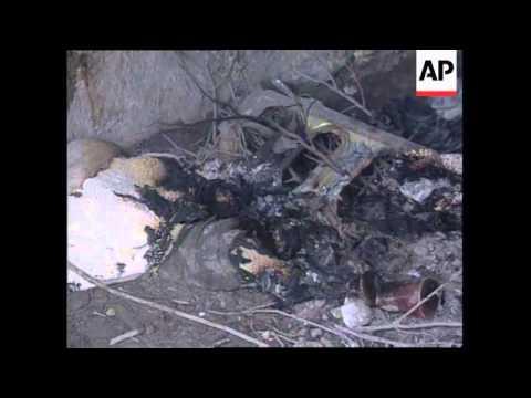 Iraq - Turkish Troops Attack PKK Cave