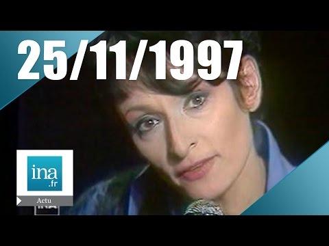 20 France 2  du 25 novembre 1997 - Barbara est morte | Archive INA