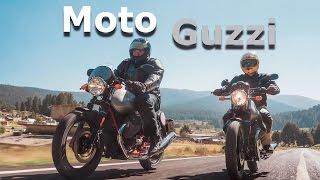 Moto Guzzi - La evolución italiana de la mano de Miguel Ángel Galluzzi | Autocosmos
