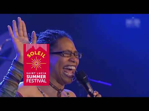 Soleil -  Saint Lucia  Jazz Lineup 2017