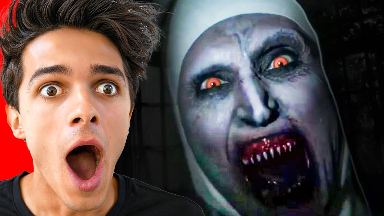 Reacting To The SCARIEST Videos On The Internet