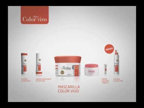 Línea Color vivo Stylius de Deliplus - YouTube