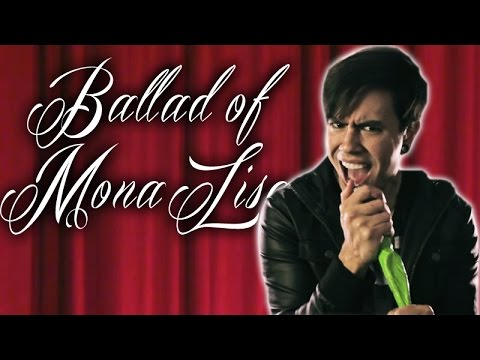 Panic! At The Disco - Ballad of Mona Lisa - NateWantsToBattle