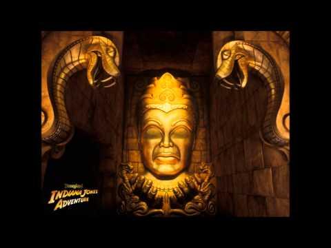 Indiana Jones Adventure audio