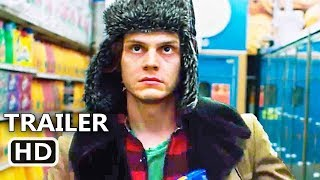 AMERICAN ANIMALS Official Trailer (2018) Evan Peters Thriller Movie HD