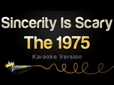 The 1975 - Sincerity Is Scary (Karaoke Version)