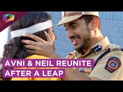 Avni And Neil Come Close In Jail After A Leap? | Naamkaran | Star Plus