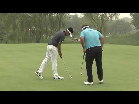 2018 Asia-Pacific Classic-Rd 1 highlights