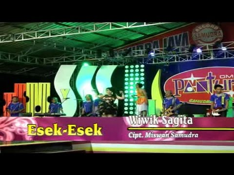 Wiwik Sagita - Esek esek [Official Video Live]
