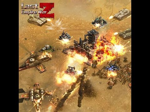 Last Empire War-Z --- 25 Base Best For War In OASIS. Part#2