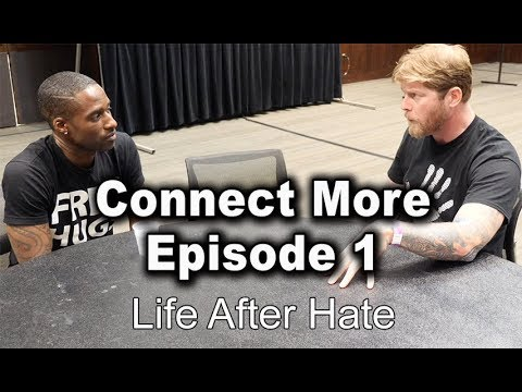 Former White Supremacist / Racist Skinhead, Arno Michaelis :: Connect More - Episode 1.
