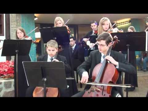 2011 Menomonee Falls Baptist Church Christmas Concert- 8 (at Mitchell Park Domes)