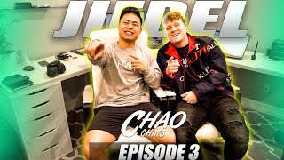 From College Graduate to Full Time Youtuber | Chao Chats Episode 3 Ft. Jiedel from 2HYPE
