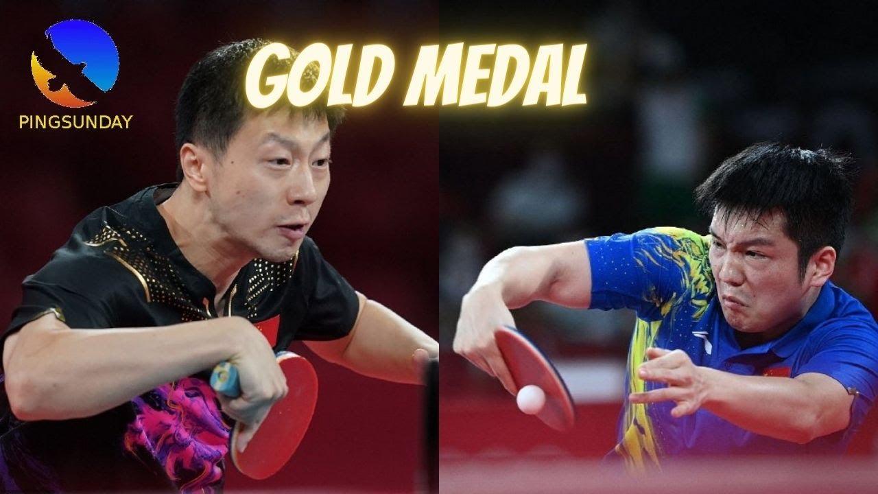 Download Ma Long vs Fan Zhendong   Gold medal Tokyo Olympics 2020