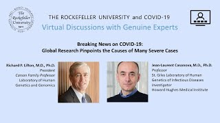 Breaking News on COVID-19: Global Research Pinpoints the Causes of Many Severe Cases