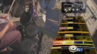 Rock Band 2 - Expert Drums - Creepin' Up The Backstairs - 100% FC & 5 Gold Stars