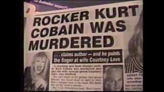 Kurt Cobain Was Murdered - Richard Lee - Seattle Public Access TV - April 17, 1996
