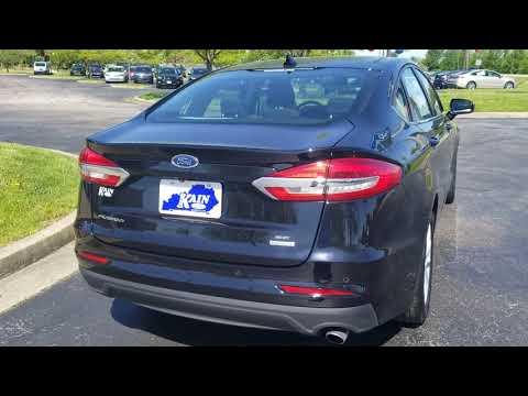 NEW INVENTORY: 2019 Ford Fusion SE