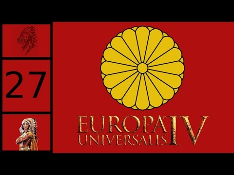 EU4 Mandate of Heaven - Shinto Japan #27 - War for the Mandate