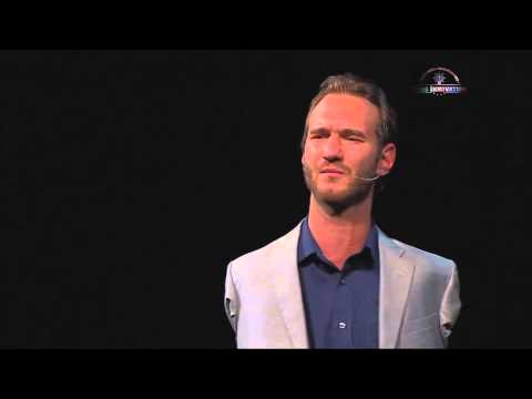 Nick Vujicic's Most Touching Speech - 2015 Motivation