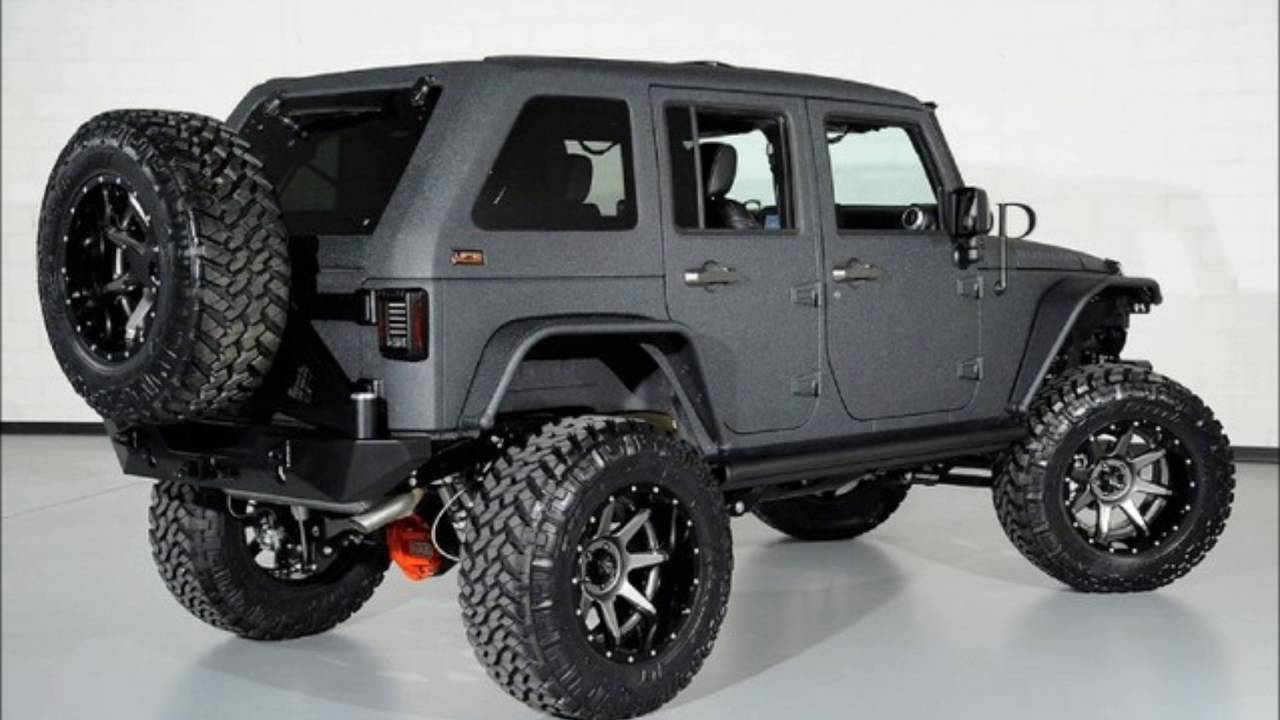 2016 lifted jeep wrangler unlimited rubicon supercharged youtube. Black Bedroom Furniture Sets. Home Design Ideas