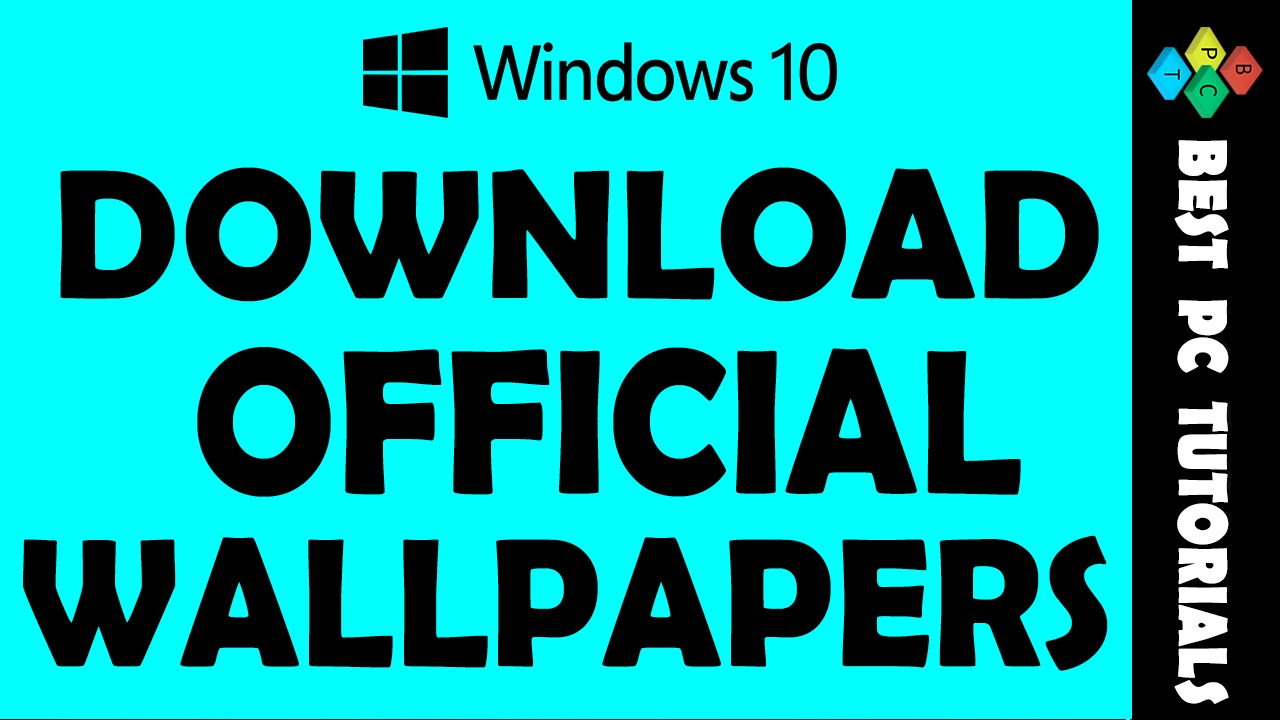 Download Windows 10 Official Wallpapers