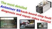 Antminer S9 series (S9, S9i, S9j, S9 Hydro) Control Board