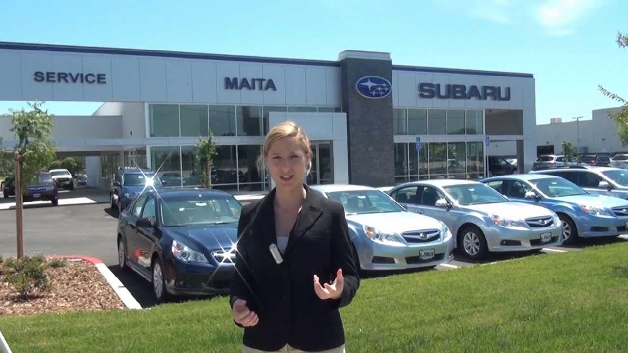 About Maita Subaru- Sacrato Subaru Dealer - YouTube