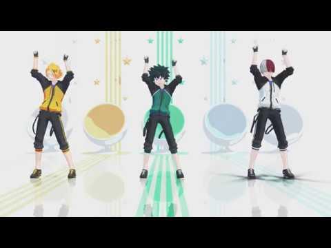 【My Hero Academia MMD】 Koi Dance
