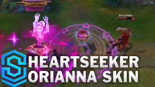 Victorious Orianna Skin Spotlight Pre Release League Of Legends