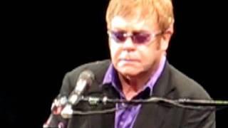 """Elton John - Summerside, PEI - """"Rocket Man"""" LIVE!"""