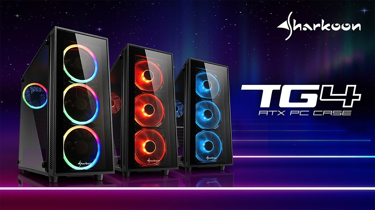Download Sharkoon TG4 [pt]