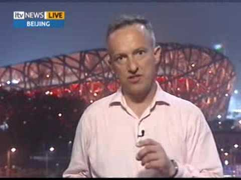 Re: ITV News journalist arrested by police in Beijing 13/08