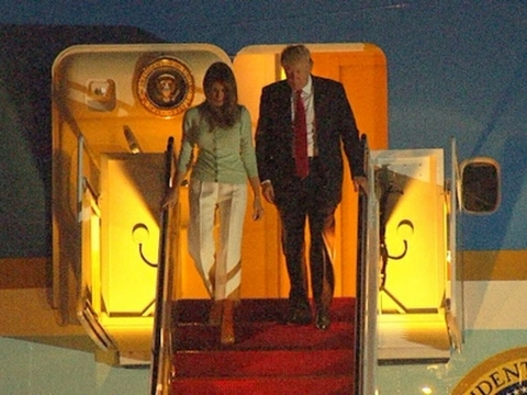 Trump to make day trip to Washington during his vacation: White House