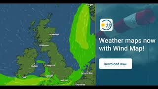Weather & Radar Wind Map! screenshot 2